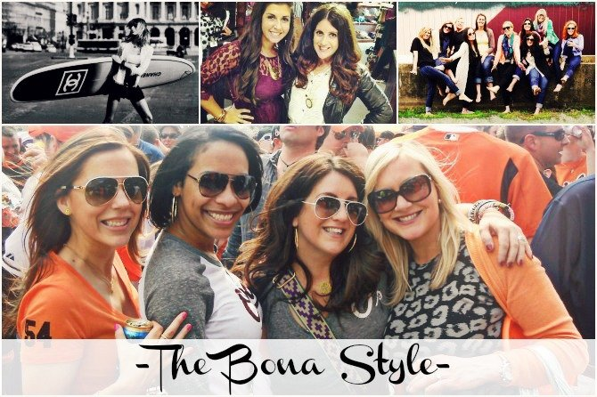 The Bona Style on ShoreBread - Fashion Column by Melissa Bona