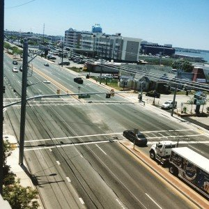 It's a safe assumption that traffic on Coastal Highway will…