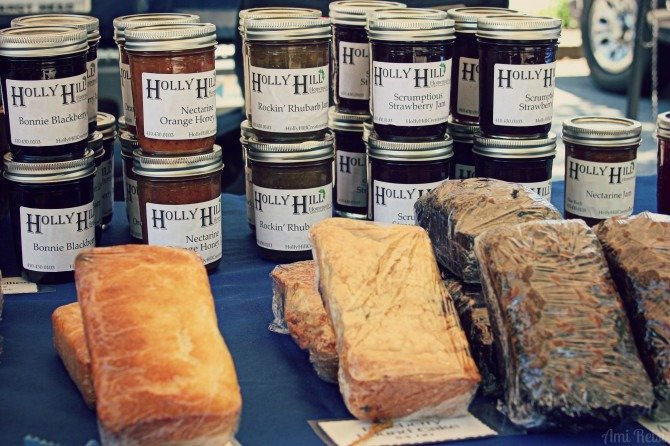 Holly Hill Homemade Goods Berlin MD Ami Reist