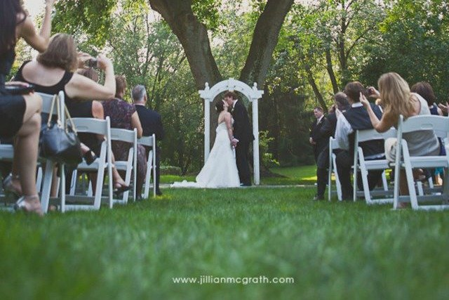 Down the Aisle Eastern Shore Style Jillian McGrath Photography