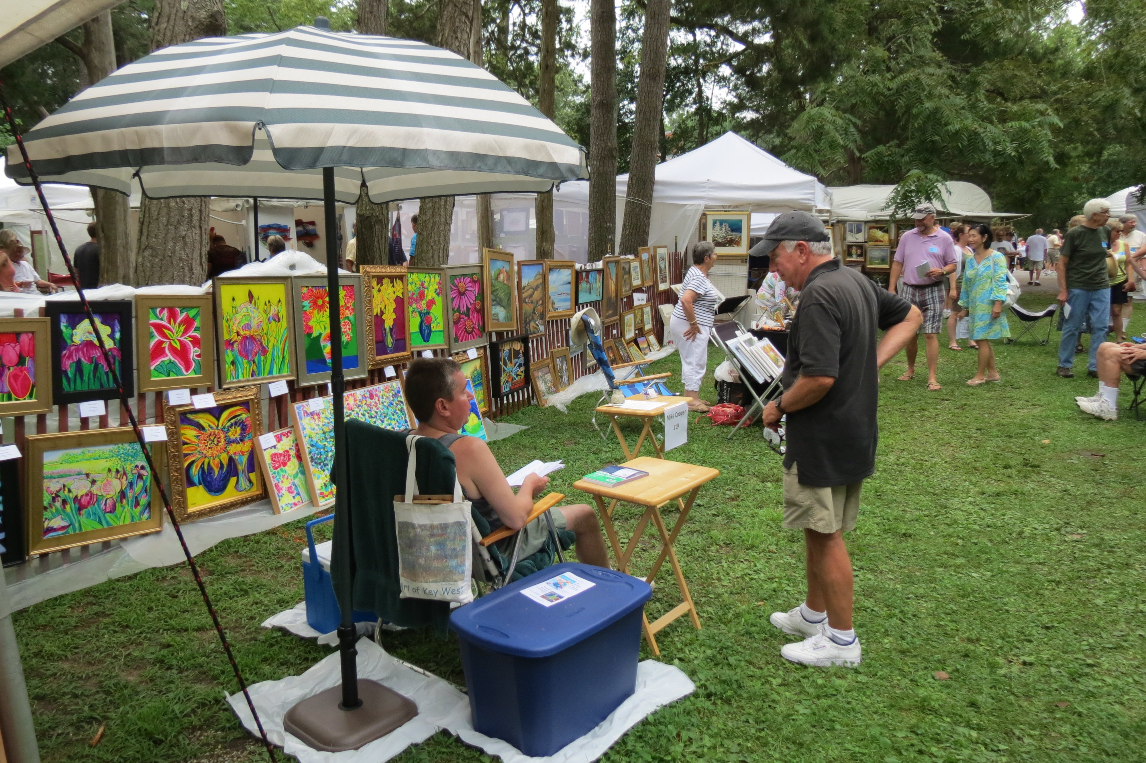 Rehoboth art league 39 s 39th annual outdoor fine art and for Art craft shows