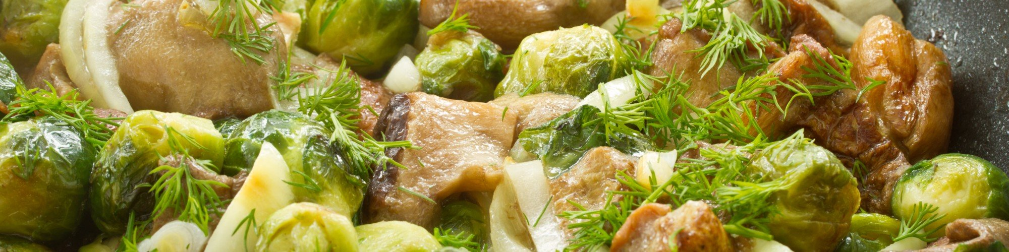 Candied Brussel Sprouts Recipe from Liquid Assets