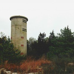 War_Watch_Tower_Fenwick_Island_Indian_River_DE2
