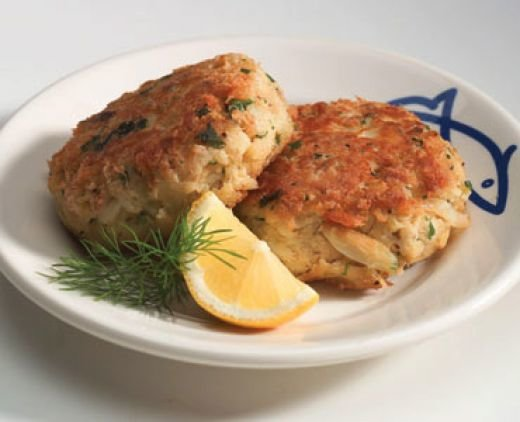 Maryland Crab Cake Recipe by Vicki Barrett