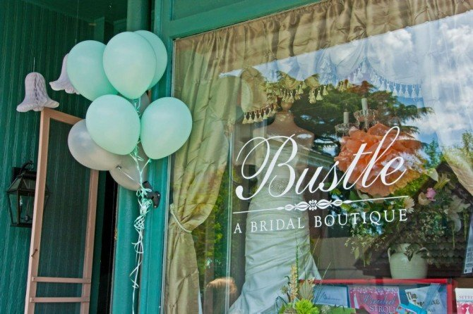 Bustle Bridal Shop Berlin MD