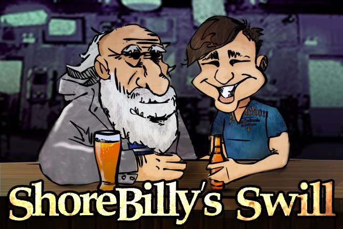 ShoreBilly's Swill on ShoreBread