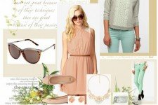 Spring-Fashion-Ocean-City-Peach-Seafoam-Lace-Mint-Green