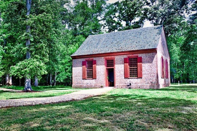 Historic Saint Martins Church - Museum Day - Berlin MD