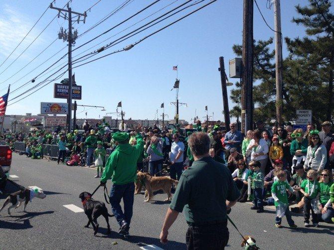 Ocean City St Patrick S Day Parade Winners Shorebread