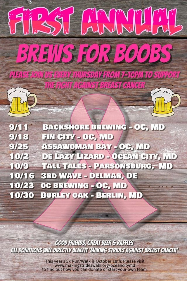 brews for boobs