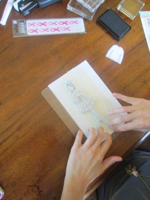 breast cancer awareness month inspirational crafts