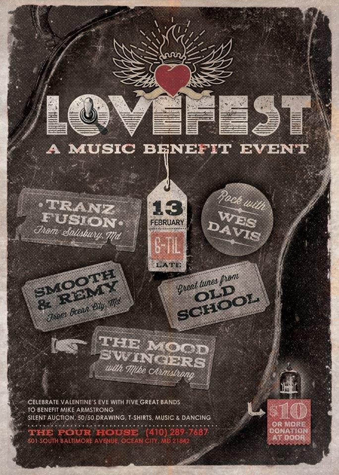 Lovefest Benefit