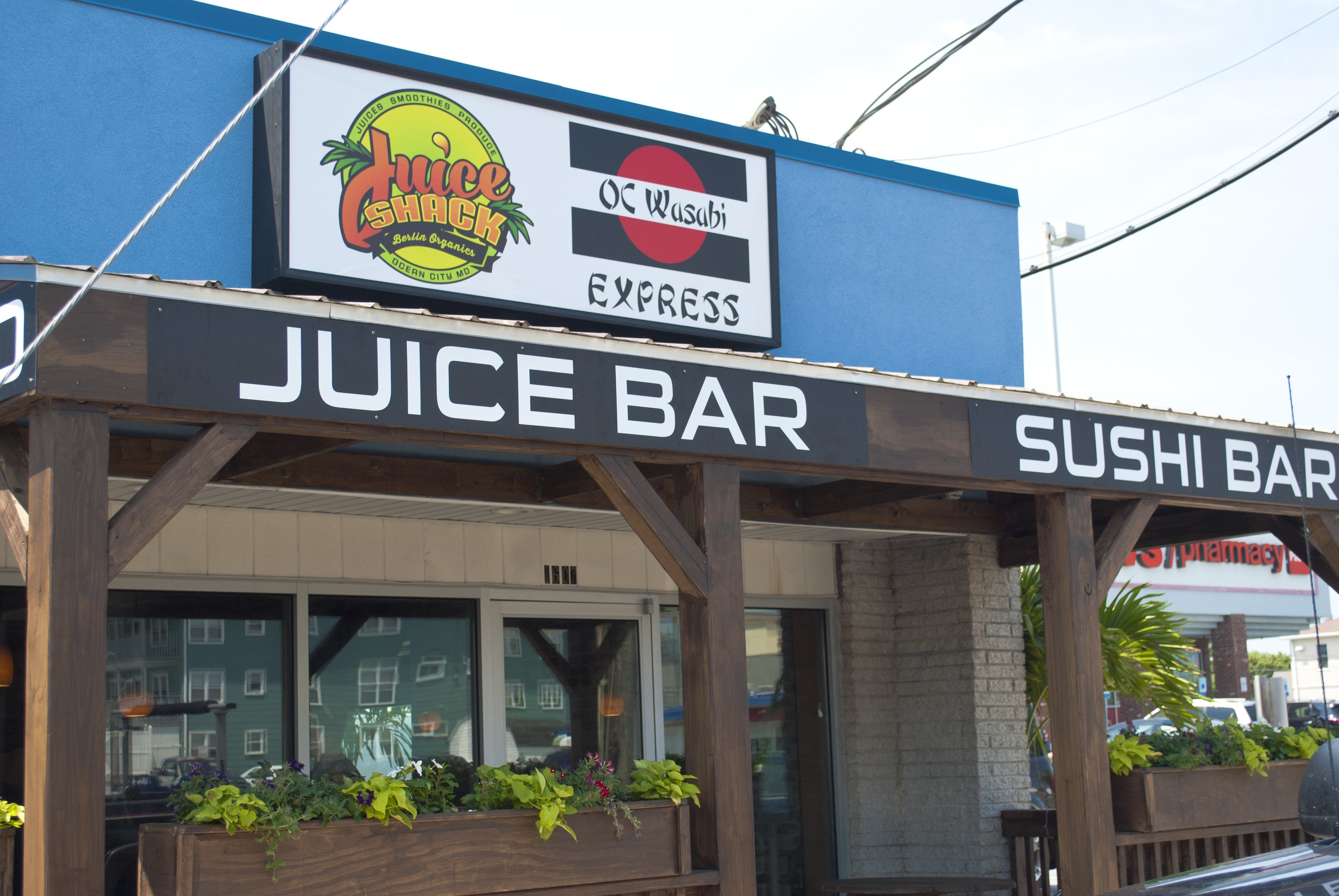 Juice Shack Brings Local Flavor And Healthy Options To Downtown