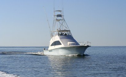 Tuna Tower fishing boat