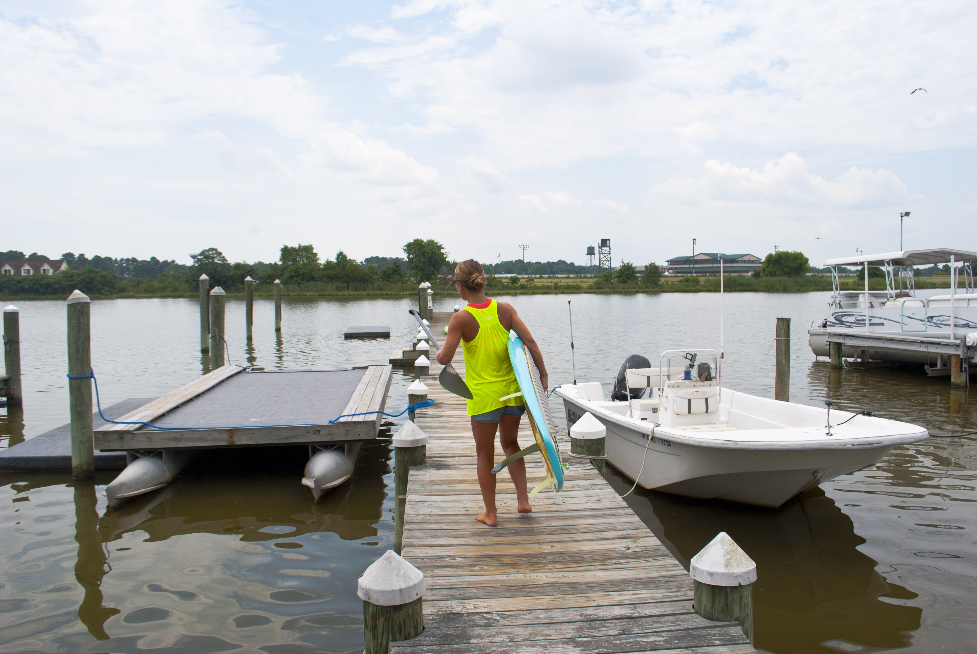 Walk on Water Brings Paddle Board Adventures to the Area ...