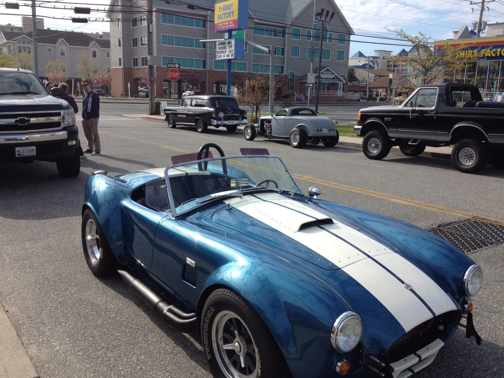 Cars & Coffee\' Offers Unique Backdrop for Breakfast at Rosenfeld\'s ...