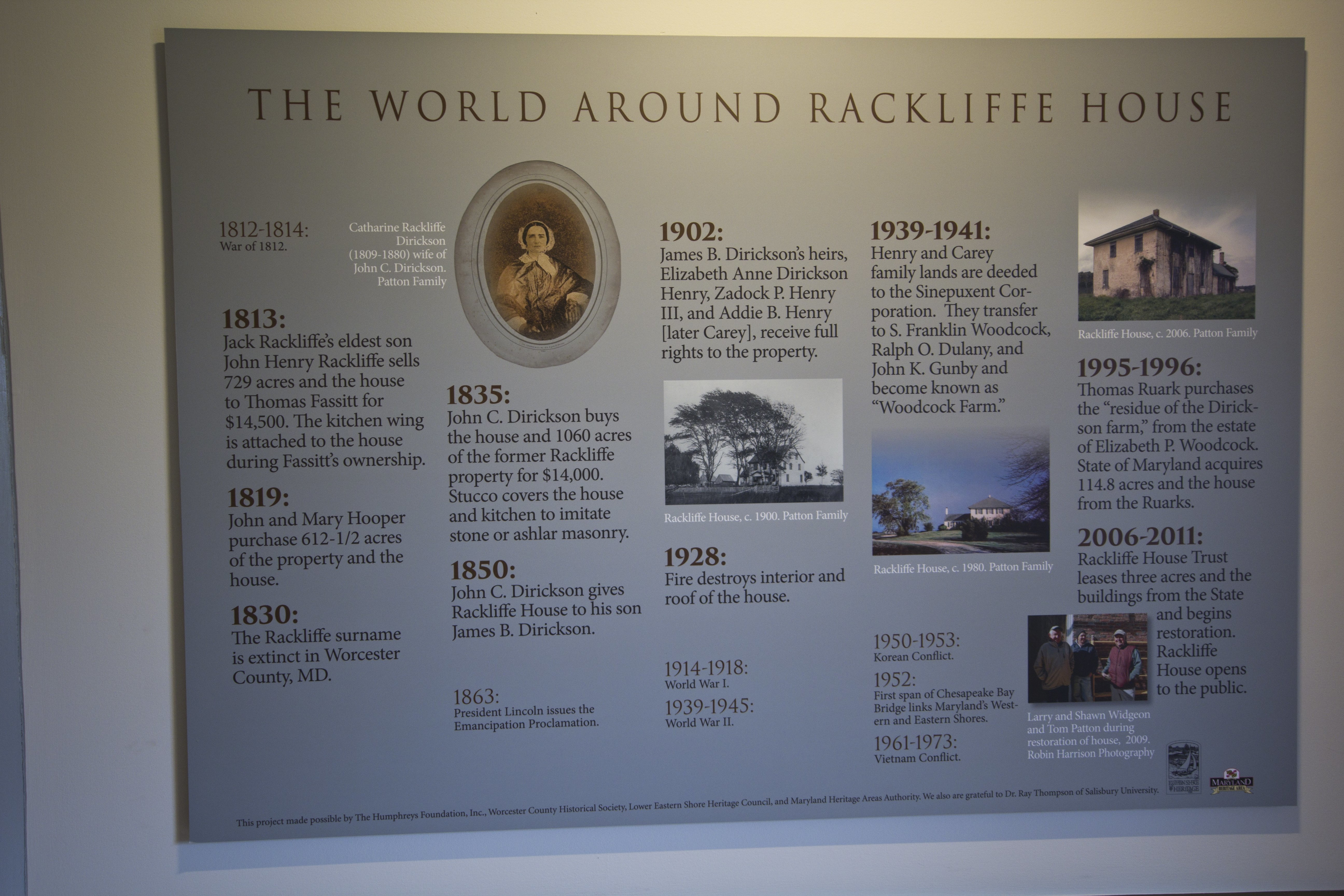 History, Restored: Visiting the Rackliffe Plantation House ... on moundsville penitentiary haunted house, robinson plantation house, rice plantation house, miller plantation house,