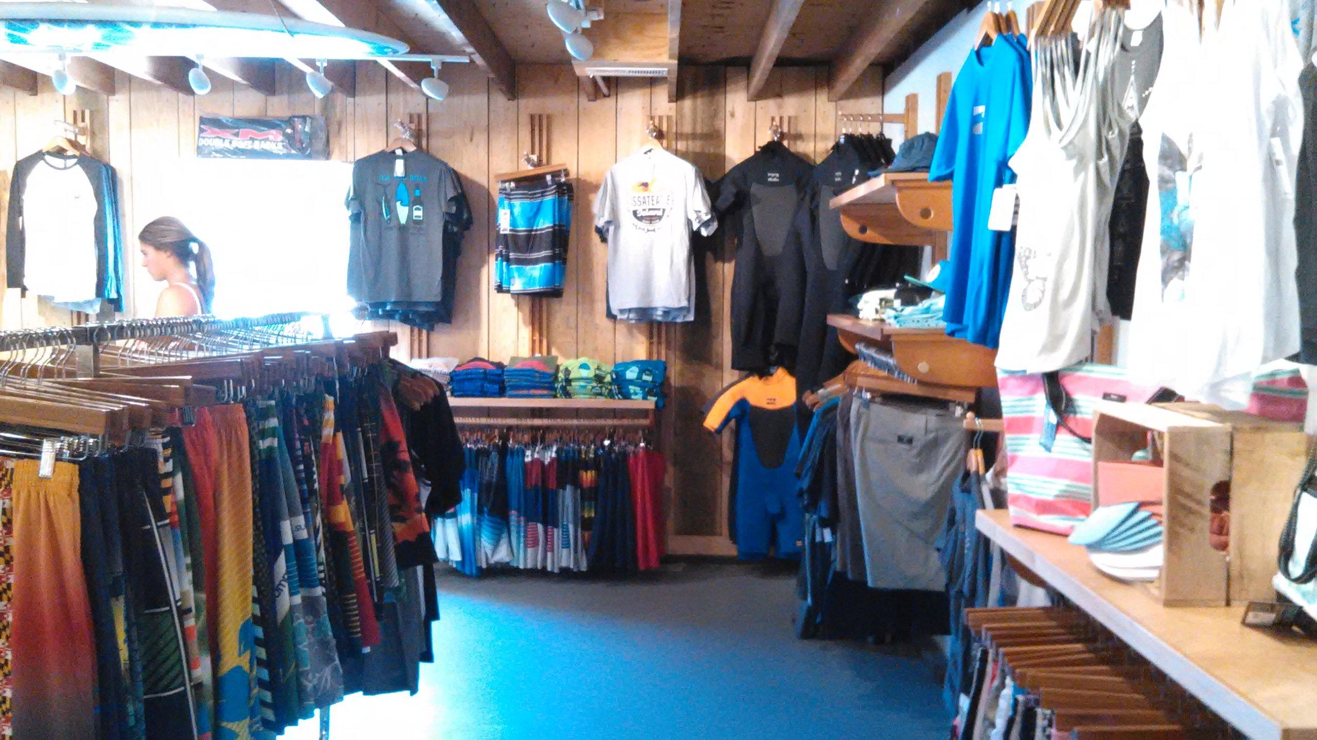 Rt  611: Surf Shop, Coffee Bar, Beach Essentials and More