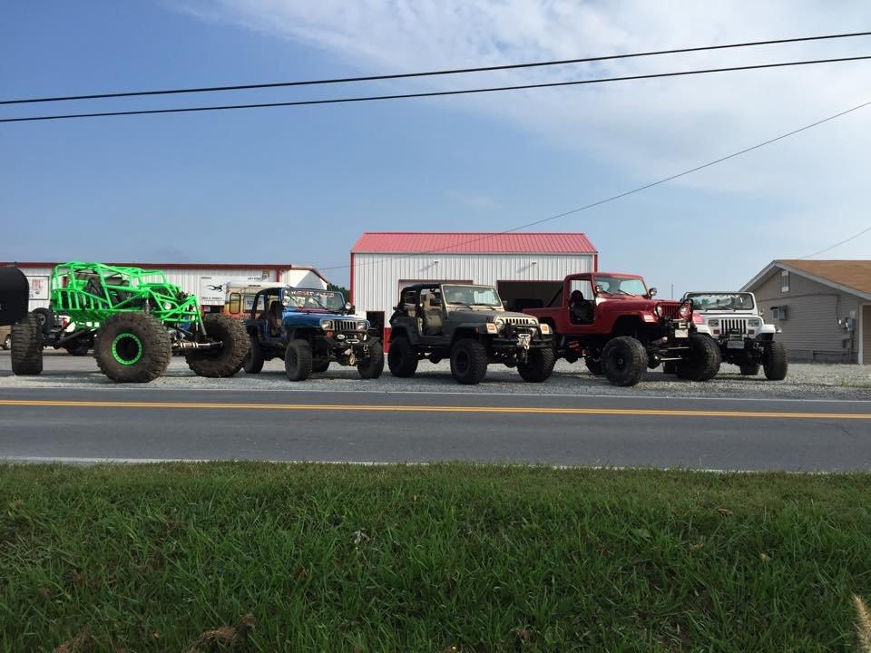 Ocean City Jeep Week >> Preview Ocean City Jeep Week 2016 Shorebread