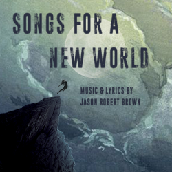 Live Show Performance Poster for Songs for a New World