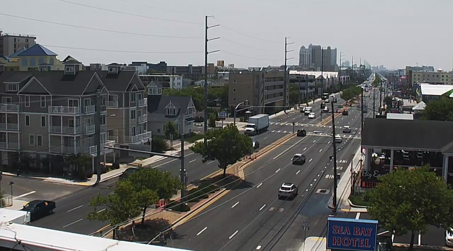 coastal highway showing the new restaurants in ocean city md