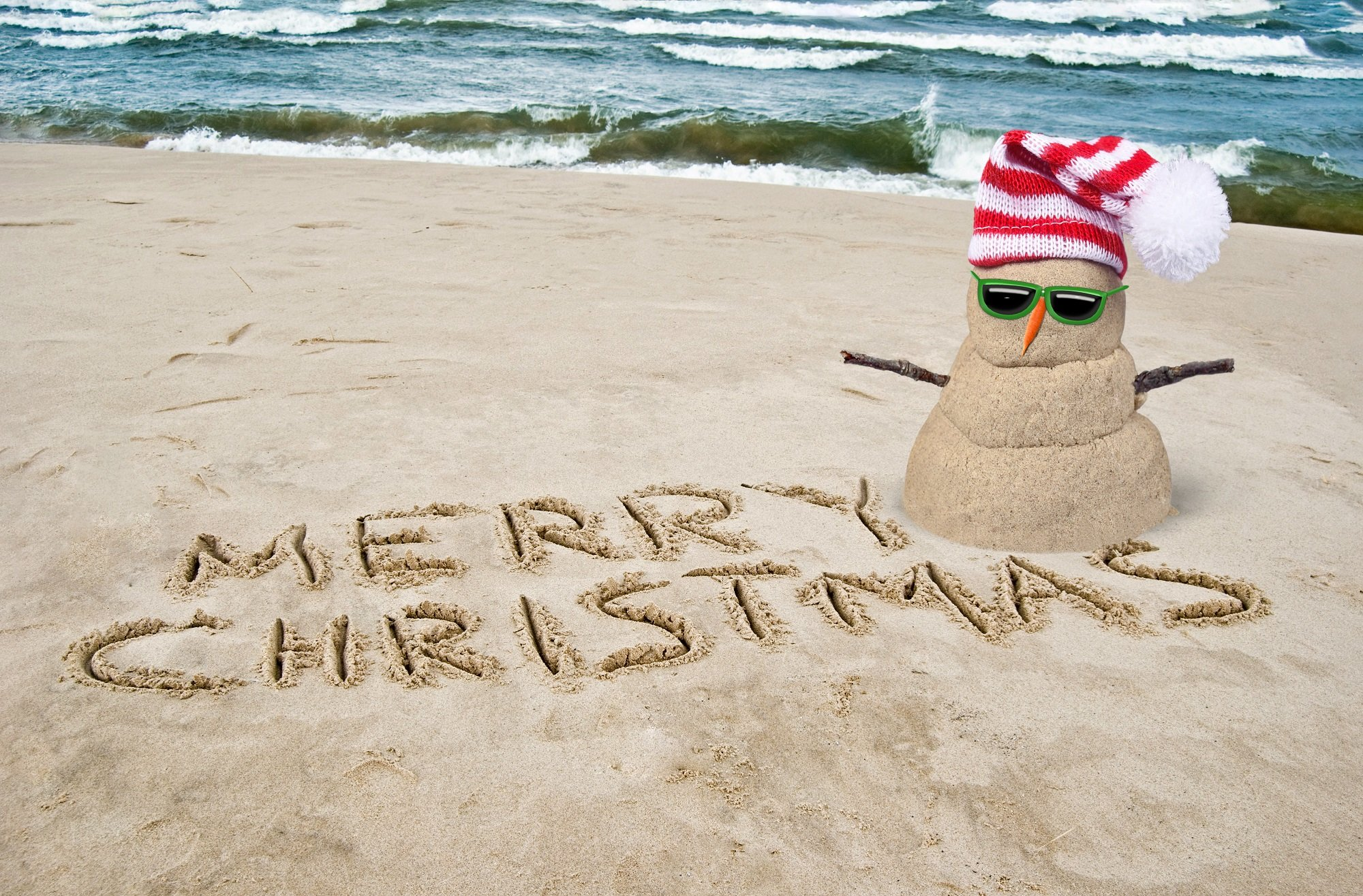 local christmas in july events shorebread
