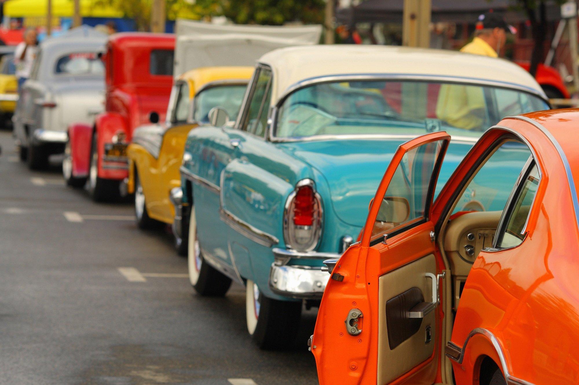 The Th Annual Cruisin Ocean City Shorebread - Ocean city car show