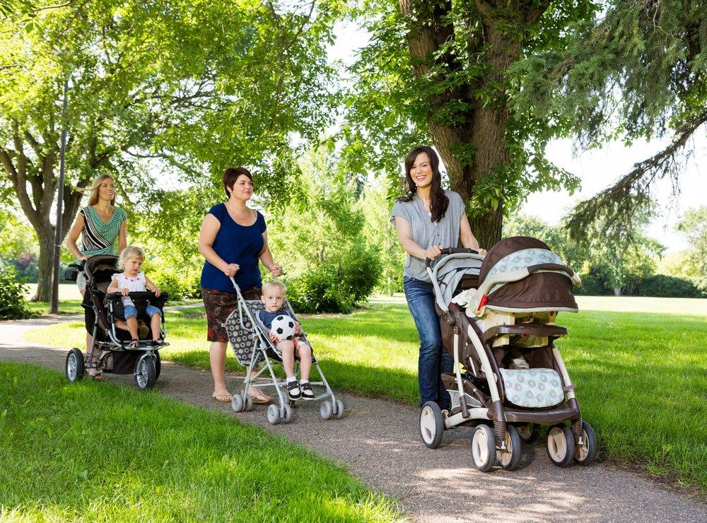 New Mom Series: Walking Trails on Delmarva | Shorebread