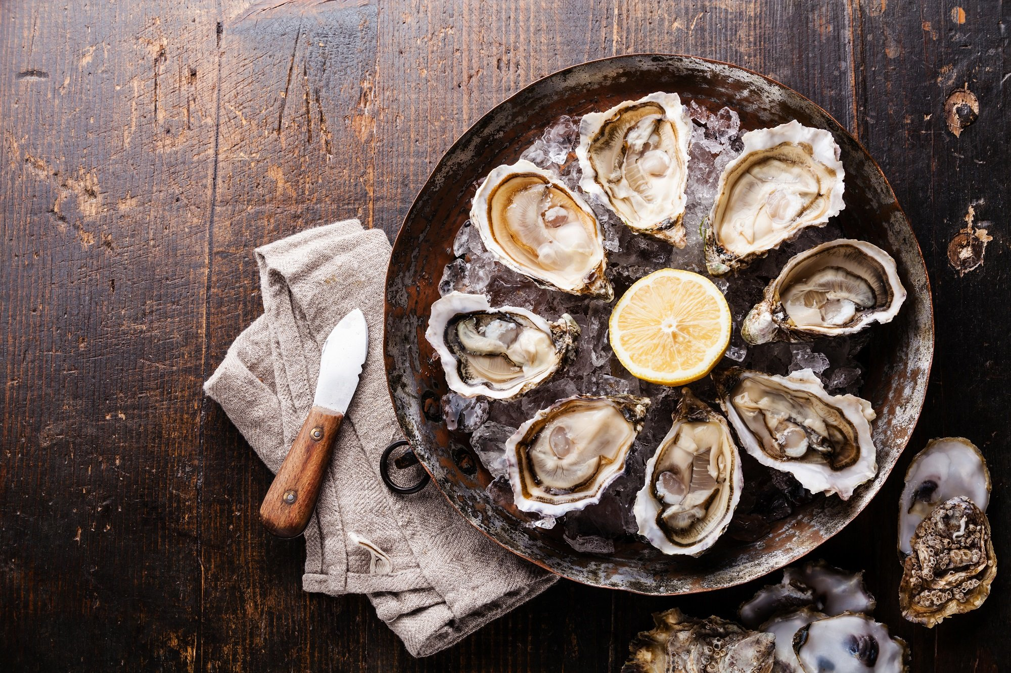 August Calendar 2017 : August th is national oyster day shorebread
