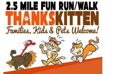 ThanksKitten Thanksgiving Run/Walk