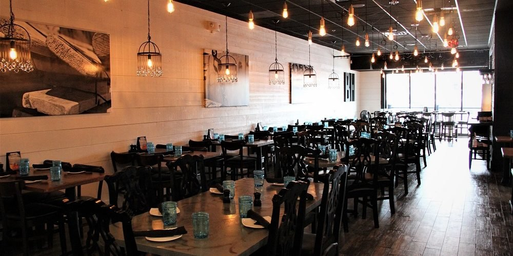 dining area of blackwall hitch rehoboth