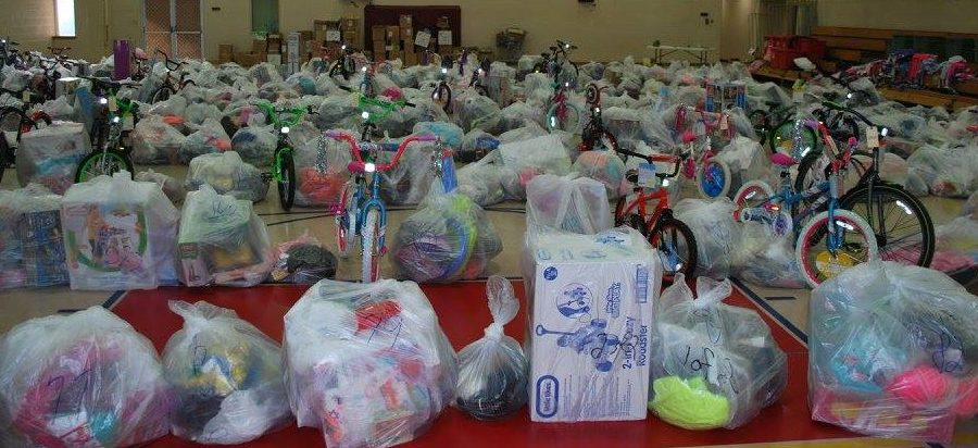 angel tree donations